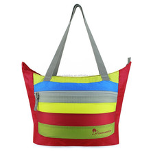 Mountaintop Light Waterproof Shoulder Tote Bag for outdoors