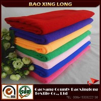 wholesales super absorbent antibacterial microfiber fabric for bath