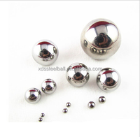 Factory supply bearing steel ball in China