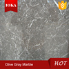 natural floor and wall decorative material polished olive grey marble