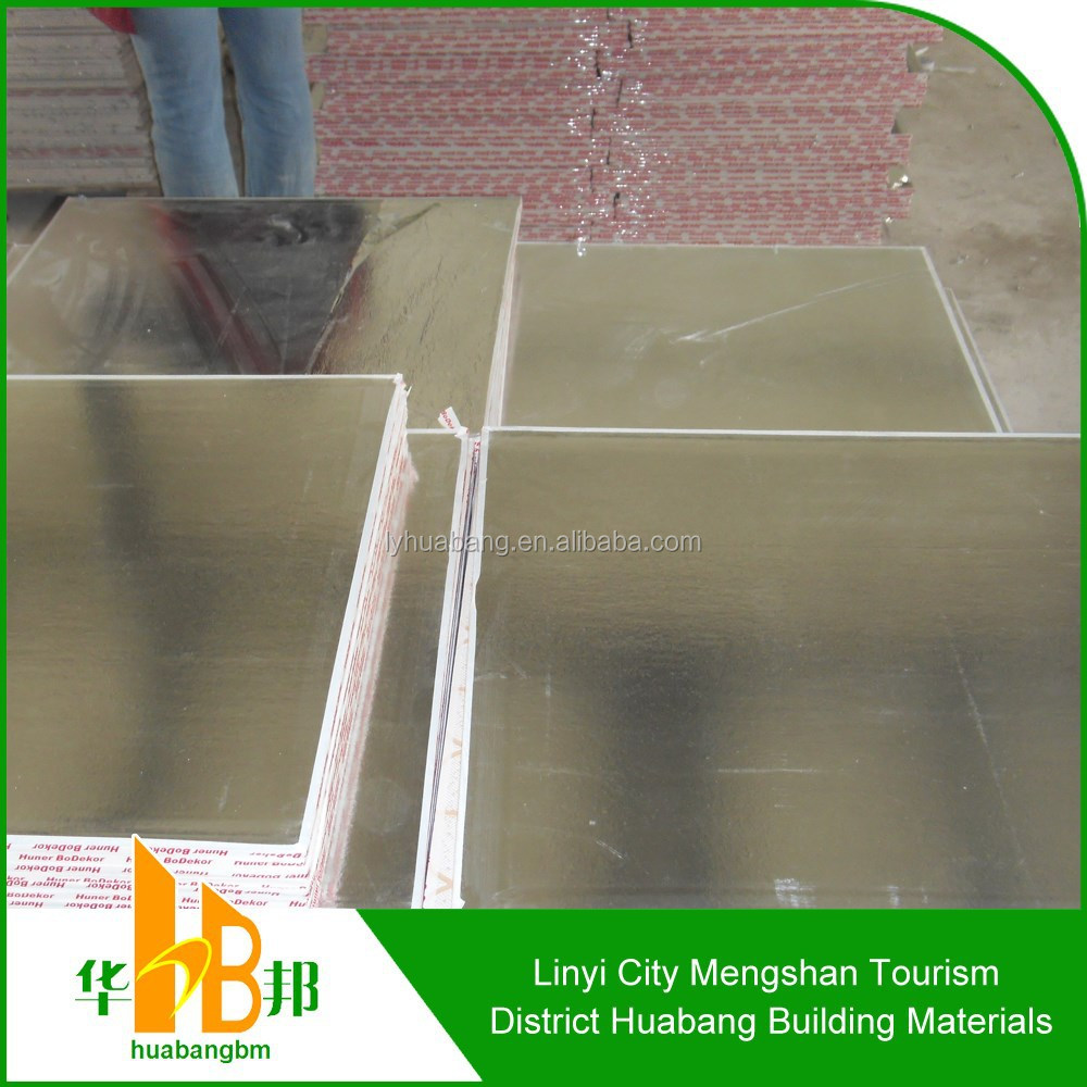 Gypsum Building Material : Building materials insulated gypsum plasterboard buy