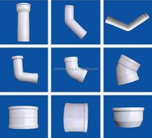 plastic down pipe profile original mould
