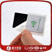 Printable Passive RFID Tag, Anti-metal RFID NFC Tag Sticker for Smart Phone, RFID Smart Tag