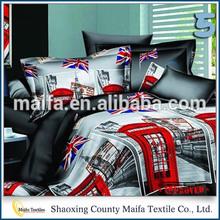 Home textile supplier Creative design Luxury bedsheet
