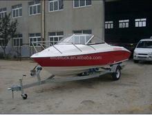 SPIRIT Brand high speed boat fiberglass boat design of Italy