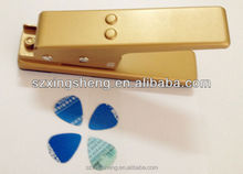 high quality design for musice guitar pick cutter in the stock