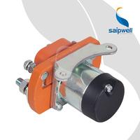 SAIPWELL High Quality Single Pole Electric 100A 24V DC Contactor