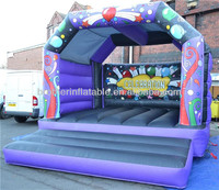 0.55mm pvc CE Blower bounce house/jolly jumper adult