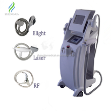 Q-switched ND Yag beauty salon equipment RF y Elight