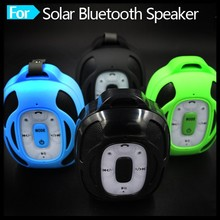Outdoor TF Card Support Universal Energy Outdoor Mini Solar Bluetooth Speaker