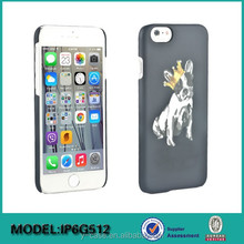 Custom new oil painting mobile phone pc case for iphone 6 ,for iPhone 6 plus cover case