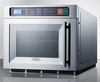 USA market, 1800W stainless steel commercial microwave oven for hotels, catering, restaurants, bars