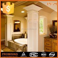 For garden decorative stone pillars and columns design natural stone water pillar tap