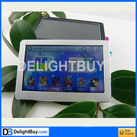 """HD 1080P 8GB 4.3"""" Touch Screen MP3 MP4 MP5 RMVB FLV TV Out Video"""