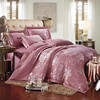 Made in China cotton satin jacquard best price home textile 4 pcs wholesale embroidery bedding