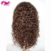 Wholesale 100% Hand Made full lace Brazilian Hair Human Virgin Hair Wigs