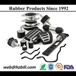 Customed Automotive rubber parts