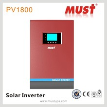 PV1800 inverter charger,combined inverter and solar charger controller 3KVA Inverter