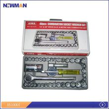 new pp spiner handle paper color sleeve material complete tools set