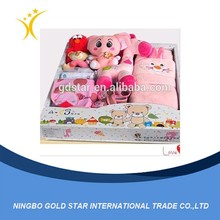 2015 Latest Design New Born Baby Gift Set