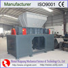 pet plastic shredding machine/plastic waste shredding machines plastic/ldpe waste plastic washing machine