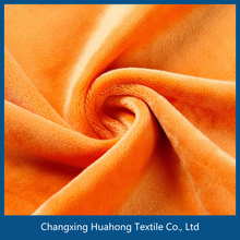 100% polyester super soft Velboa fabric for home textile