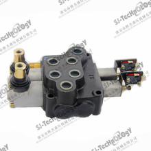 a0220 SJ-Technolgy factory excavator hydraulic stem gate valve / ZT-L12F -2OT valves suppliers in China