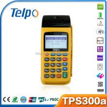 Telepower TPS300A Mobile POS dispositif petite nfc lecteur de types de sulzer marine moteur # key2 #