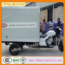China Three Wheel Moped Cargo Motorcycles/Ice Cream Tricycles