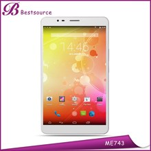 7inch IPS Screen Android 4.4 MTK8735 Quad Core sex video 4g gsm phone call tablet pc by dhl