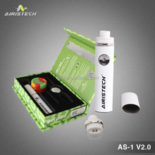 Airistech AS-1 Micro V2.0 Wax vaporizer pen with Amazing heating effect in different colors e vaporizer cigarette micro vaped