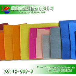 3mm Thickness 100% Colored Wool Felt for Bags Craft and so on