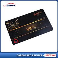 Custom design plastic PVC gym swipe card