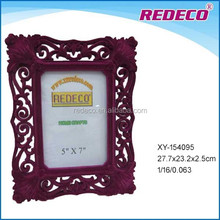 Hot sale resin picture photo frame for decoration