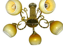 2014 decorative European style glass chandelier with crystal