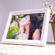 Nature Simple Europe type style Double restoring ancient ways wooden photo frame