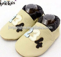 2015 new OEM from Turkey First Walkers Autumn Spring leather baby moccasins Japanese style kid shoes