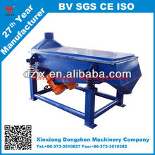 Smooth operation linear vibrating screen used in mining and quarry vibratory screen