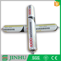 Clear General purpose All glass silicon sealant for Structural curtain wall