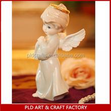 porcelain angel girl series ceramic angel figurines