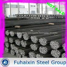 de hormigón reforzado con barras de hierro