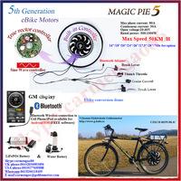 Bluetooth Programmable ! Golden Motor Magic Pie5 ebike hub motor /electric bicycle motor kit 24V/36V/48V 250w-1000W for sale
