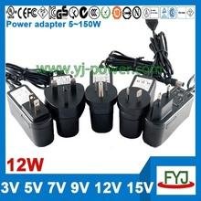 ac adapter 9v 500ma 700ma 6v 500ma 8v 500ma for Modem