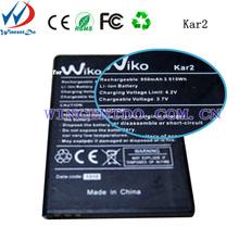 mobile Phone built-in Battery for Wiko Kar