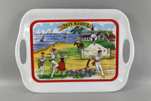 New design colorful melamine food tray, melamine serving tray ,custom Melamine tray