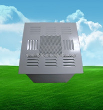 High quality air conditioning ceiling air diffuser filter with supply OEM size