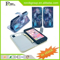 cell phone soft gel case leather with great price for iPhone 5C
