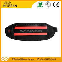Newest Super Bright led waist bag elastic sport bag carry bag for ps4 for iphone 6