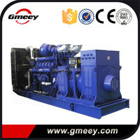 Gmeey 800kW-2000kW Voltage High Power Diesel Generator 13.8 kV
