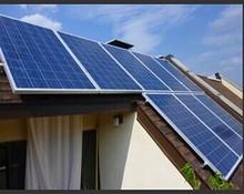 manufacturer wholesale monocrystalline sun power solar panel 2KW 3KW 5KW 6KW 8KW for home use / 10KW solar tilt mounting system